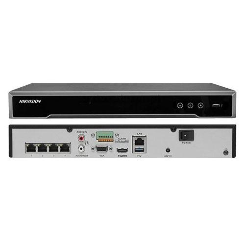 NVR 8CHN 4K 1080P 8 ports PoE