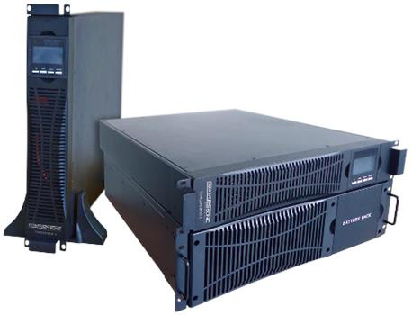 UPS UPS 2kVA online doble conversion