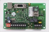 TRANSMISOR GSM-GPRS 220 V, 4 ENTRADAS, 4 SALIDAS, ANTENA DE ADHESIVO