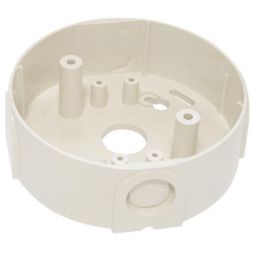Adaptador de montaje System Sensor para Base de montaje - Marfil