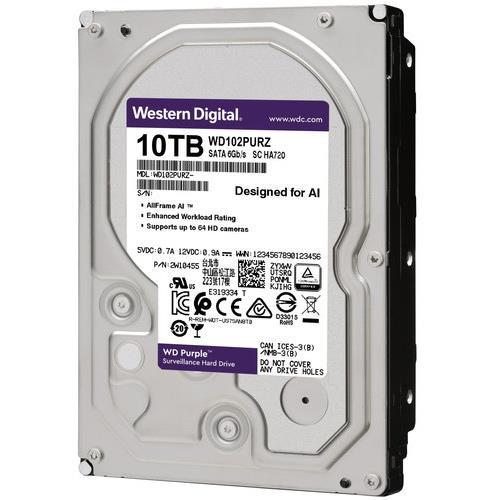 """Discos Duros Wd Purple 10tb 3.5"""""""