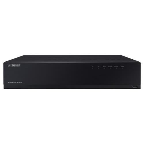 NVR 16 ENT 16 LIC INCL 6TB WAVE 1U PoE+