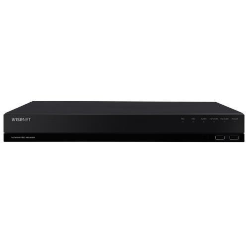 NVR 8 ENT 8 LIC INCL 6TB WAVE 1U PoE+