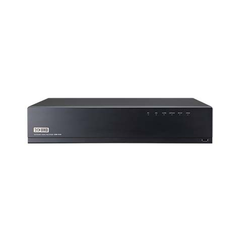 NVR 16 CANALES 4K 1TB