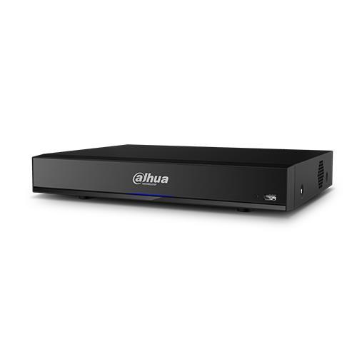 DVR 5 EN 1 8 CANALES ANALOG HD + 8 IP 8MP ALARMA 8/3 1XSATA
