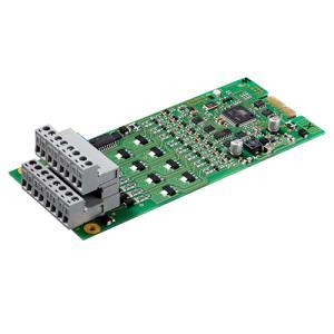 TARJETA CON 8 ZONAS CONVENCIONALES PARA CENTRAL BC600 MOD GIF608-1