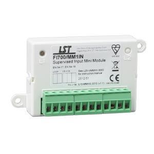 Modulo Monitor Mini 1 Entrada Lst Serie Fi700