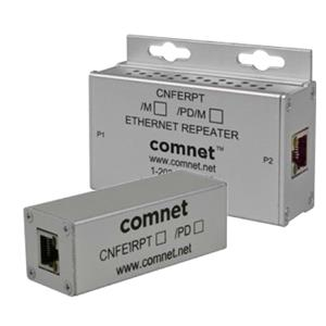 REPETIDOR DE ETHERNET 60W PASS-THROUGH POE+, 10/100MBP, RANGO INDUSTRIAL