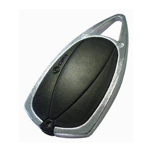 Llavero Proximidad 125 Khz EM metal y policarbonato color negro