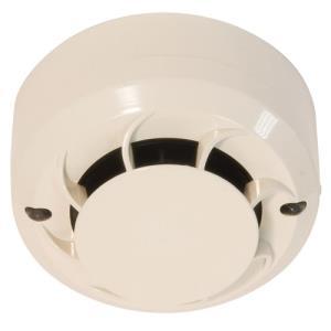 Detector óptico analógico color marfil